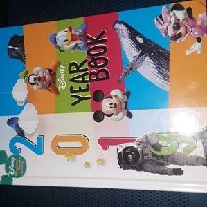 Disney 2019 Yearbook.
